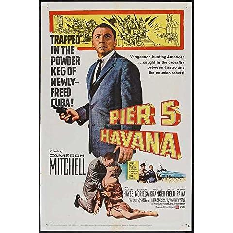 Riproduzione di un poster Presenting–Pier 5Havana 01–A3Poster Print Online Buy