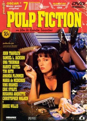 Pulp Fiction [Edizione: Spagna]
