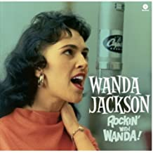Rockin' With Wanda! - Ltd. Edition 180gr [Vinyl LP]