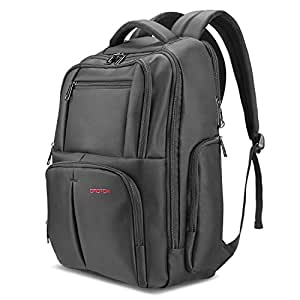 sac dos sport 15 6 pouces omoton sacoche multi poches ordinateur pc portable voyage. Black Bedroom Furniture Sets. Home Design Ideas