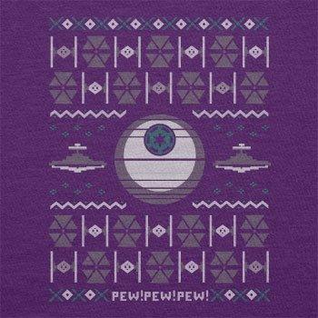 TEXLAB - Imperial Sweater - Herren T-Shirt Violett