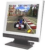 Écran TFT LCD 15' pour PC/Mac/PS/PS2/Xbox