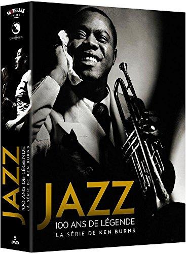 Coffret jazz : 100 ans de légende [FR Import] [DVD]