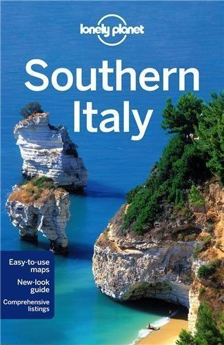 Lonely Planet Southern Italy (Travel Guide) by Lonely Planet, Bonetto, Cristian, Clark, Gregor, Smith, Hele (2014) Paperback