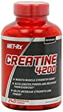 Best Creatine Capsules - MET-Rx Creatine 4200 240 caps Review