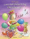 Laura hat Geburtstag - Geschenkbox: Mit Buch, Hörbuch und Spiel (Lauras Stern - Erstleser, Band 10)