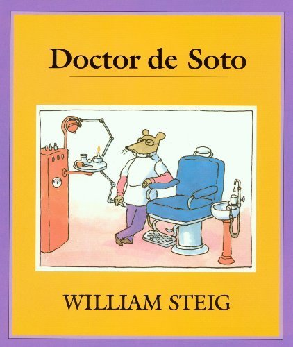 Doctor De Soto (Live Oak Readalong Book and CD) (Spanish Edition) by Steig, William (2005) Paperback