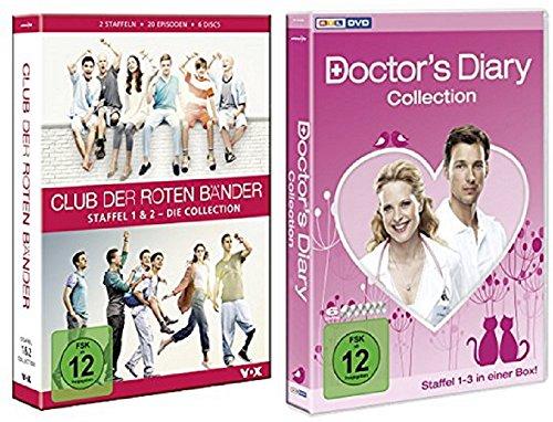 Staffel 1+2 + Doctor's Diary Staffel 1-3