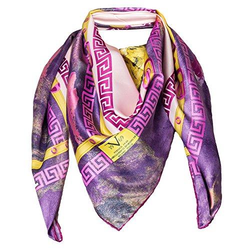 versace-1969-abbigliamento-sportivo-srl-foulard-v1969-saumon-pourpre