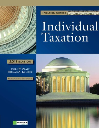 2011-individual-taxation-with-hr-block-at-home-tax-preparation-software-by-james-w-pratt-2010-06-11