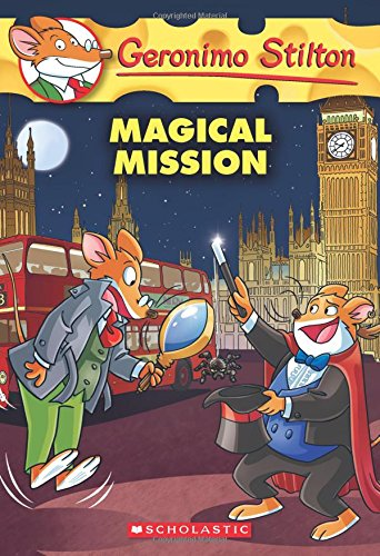Magical Mission Cover Image