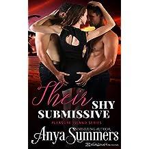 Their Shy Submissive (Pleasure Island Book 3)