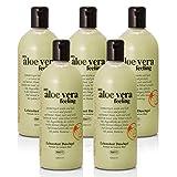 BRUBAKER Happiness 'My Aloe Vera Feeling' 5x Duschgel à 520 ml Set Aloe Vera