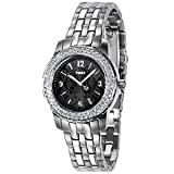 Timex Fashion Analog Black Dial Women's Watch - T2N147 best price on Amazon @ Rs. 4499