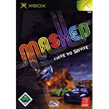 Mashed: Drive to Survive - [Xbox]