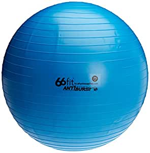 66fit Exercise Ball - Red , 45cm