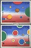 Produktbild von Frankreich 2321 - 2322 (kompl.Ausg.) 1982 Philex France