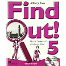 Find Out 5 Pupil's Pk by Donna Shaw Ormerod (2007-05-30)