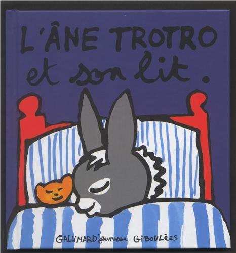 L'Âne Trotro et son lit, numéro 5 par Bénédi Guettier