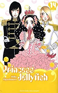 Princess Jellyfish Edition simple Tome 14