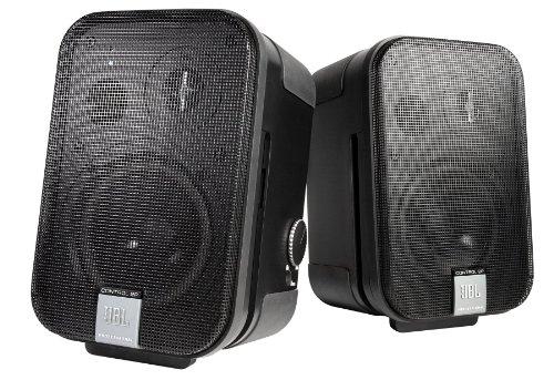 JBL CONTROL2-Control 2PS schwarz Boxen acusticas verstärkt durch