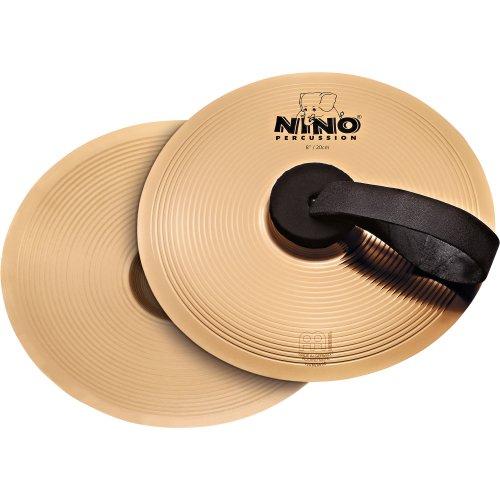 Nino Percussion NINO-BO20 Becken Paar Bronze Legierung