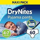DryNites Mutandine Assorbenti per la Notte per Bambino, 17 - 30 kg, Confezione da 3 x 10 Pezzi