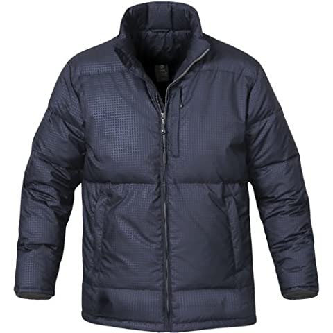 Stormtech Mens Peak Down Water-Resistant Jacket (S) (Navy Blue)