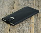 Funda De Cuero Para iPhone 8 7 plus 6 6s + 5 5s 5c SE, Personalizada Caja, De Regalo Funda Bolsa Nombre o Iniciales Grabadas, Case, Cover