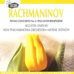 Klavierkonzert 2 / Paganini-Variationen