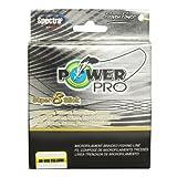 PowerPro 31100151500y Power Pro Super 8Slick Geflochtene Angelschnur, 15LB/1500YD, gelb