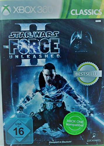 Force 2 Unleashed Xbox (Star Wars Force Unleashed II)