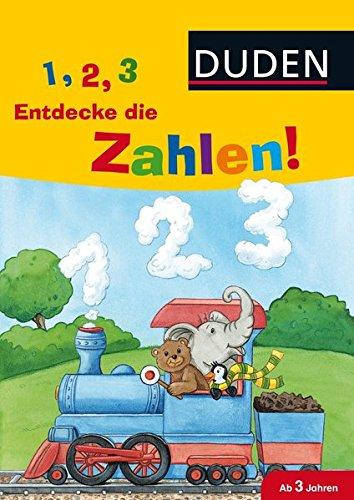 DUDEN Kinderwissen Vorschule: 1, 2, 3 Entdecke die Zahlen!