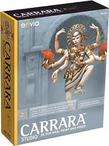 Carrara Studio 2 Cross-Upgrade englisch von allen Poser-Vorversionen