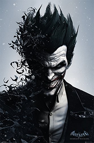 DC Comics - Póster de Batman Arkham Origins