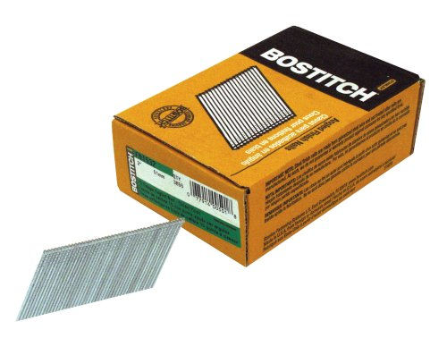 15 Gauge Brad (BOSTITCH FN1532 2-Inch by 15 Gauge by 33 to 35 Degree Angled Finish Nail (3,655 per Box) by BOSTITCH)