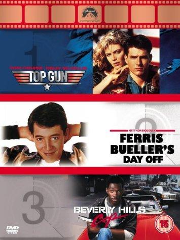 Top Gun/Ferris Bueller's Day Off/Beverly Hills Cop [DVD]