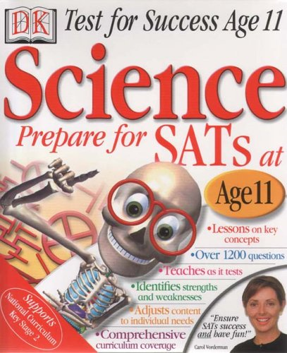 Test For Success: Science Age 11 Test