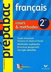 Français 2e : Cours & méthodes