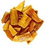 Sorich Organics Dried Mangoes - Unsulphured, Unsweetened and Naturally Dehydrated Fruits - 300 Gm