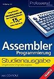 Assembler Programmierung: Studienausgabe (Professional Series)