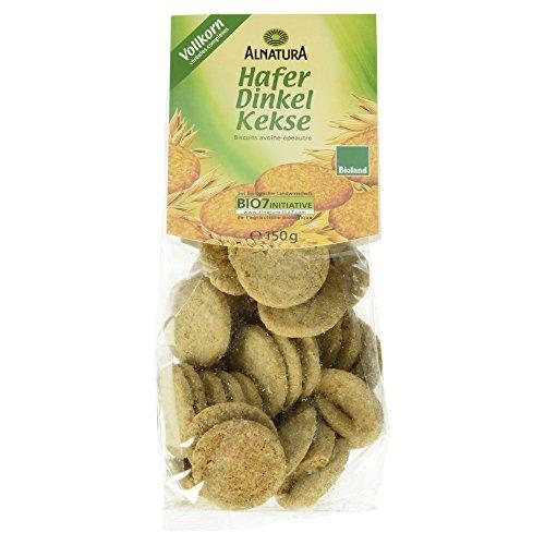 Alnatura Bio Hafer-Dinkel-Kekse, 150 g