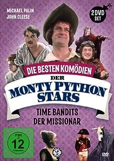Die besten Komödien der Monty Python Stars: Time Bandits / Der Missionar [2 DVDs]