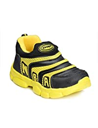 Daresay Boys Yellow Casual Shoes