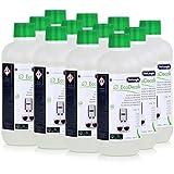 12er Pack DeLonghi Entkalker EcoDecalk für Kaffevollautomaten DLSC500 / 8004399329492 - 500ml