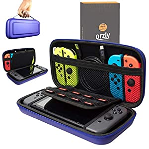 ORZLY® Carry Case for Nintendo Switch (Select Case Color Below.)
