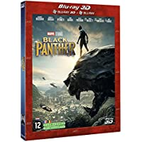 Black Panther Blu-ray 3D + 2D - Marvel