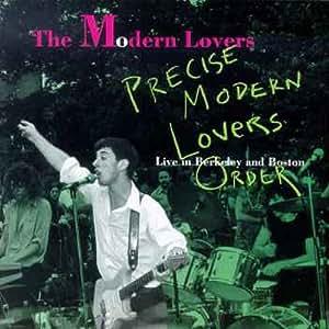 Precise Modern Lovers Order: Live In Boston