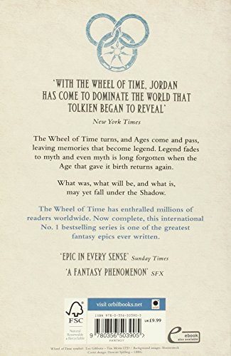 Winter's Heart . Wheel Of Time 9