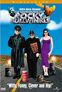 The Adventures of Rocky and Bullwinkle [DVD] [2001]